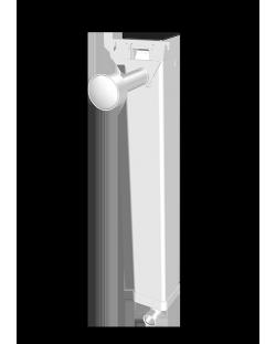 """COMMANDE DIRECTE CLOISON DE 20 A 100 mm/""""TUBCHASS""""/ 2513.000"""
