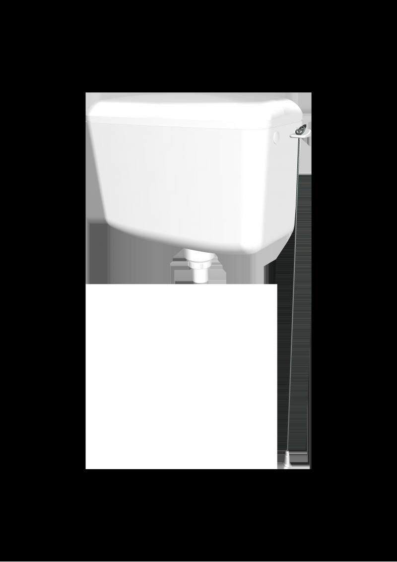 Réservoir DZ 500 - Alimentation latérale - Modèle haut / 2361.000