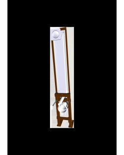 TubchassDuo à commande directe 6 Litres + bâti-support autoportant / 2573.000