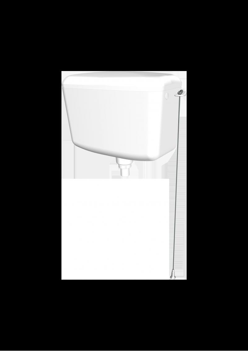 Réservoir DZ 512 - Modèle haut à cordon de tirage / 2461.500